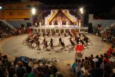 La agrupación torreña 'Kimera' celebró su 'Semana Cultural' a ritmo de baile