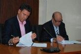PREMURSA y el Ayuntamiento de Alhama de Murcia firman un nuevo convenio urban�stico para el desarrollo del Paramount Park y el LifeStyle Center