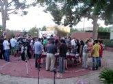 Autoridades municipales asisten a los actos organizados por la Asociación de Hosteleros de Totana con motivo de su festividad Santa Marta