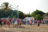 El Concurso Nacional de Lanzamiento de Legón de El Paraje de Alguazas registra récord de participantes y asistentes