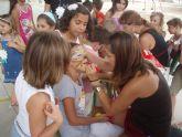 150 alumnos de 4 a 10 años han disfrutado a pleno rendimiento de las actividades de la Escuela de Verano 2012 de Alguazas