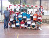 Concluye la III Edición de la Escuela de Verano de Fútbol Sala
