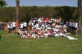 El concejal de Deportes clausura los campus de verano correspondientes a la segunda quincena de julio