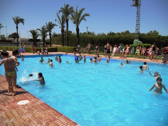 "The ""Summer Polideportivo'2012"" maintains its supply of water and sports activities during the month of August"