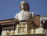 UPyD Murcia denuncia el estado de abandono del busto a Salzillo