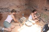 Arranca la 21ª edición de la Escuela de Campo 'Sima de las Palomas' de la Prehistoria y Paleoantropología del Cuaternario de la Región de Murcia