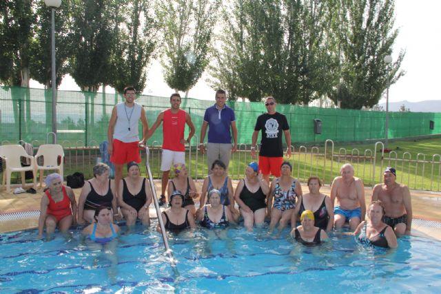 Más de 6.000 bañistas disfrutaron durante el mes de julio ´2012 de las piscinas municipales de Puerto Lumbreras - 1, Foto 1