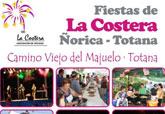 Comienzan mañana las fiestas de la diputaci�n la Costera-Ñorica