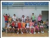 Concluye el programa que fomenta el deporte para prevenir la obesidad infantil