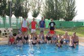 Más de 6.000 bañistas disfrutaron durante el mes de julio ´2012 de las piscinas municipales de Puerto Lumbreras