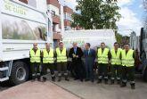 El Ayuntamiento y ECOVIDRIO firmarán un convenio de colaboración para fomentar la recuperación y aprovechamiento de los residuos de envases de vidrio