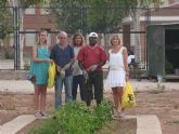 Medio Ambiente incorpora voluntarios para los huertos escolares