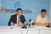 Las dos eurocopas y la copa del mundial de la selección española de fútbol visitarán Torre-Pacheco el próximo 14 de agosto