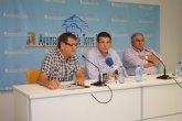 El ayuntamiento de Torre-Pacheco firma un convenio con una asociación de vecinos para fomentar la corresponsabilidad