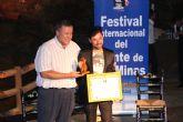 El Cante de las Minas 2013 irá dedicado a Miguel Poveda