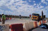 Ya est� en marcha la segunda fase de las obras del Colector General de Saneamiento de L�bor