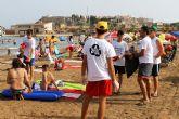 Arranca la campaña de concienciaci�n de limpieza en playas y calles