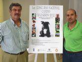 Puerto de Mazarr�n acoge el I Concurso Nacional Canino el 18 de agosto