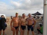 El totanero Jos� Miguel Cano particip� en la IX Traves�a Sant Roc - Playa de l�stanyo en DENIA