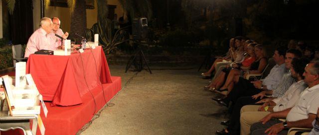 Chencho Arias presenta su último libro en Puerto Lumbreras - 2, Foto 2