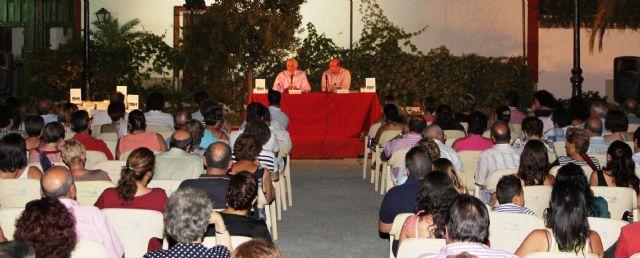 Chencho Arias presenta su último libro en Puerto Lumbreras - 3, Foto 3