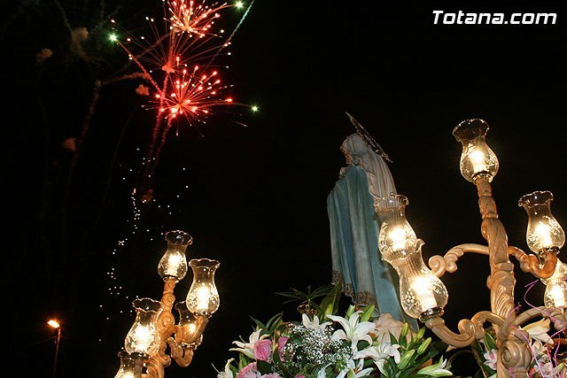 The festivities of the Paretón-Cantareros take place from Wednesday through Sunday in honor of Our Lady of the Rosary