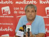 IU-Verdes: 'El alcalde de Cieza recurre a nuevos préstamos'