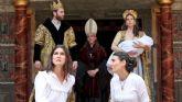 La cita con Shakespeare llega con el 'Enrique VIII' de Rakatá, tras su histórico y reciente estreno en el mítico Globe Theatre de Londres