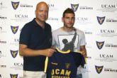 Diego Torres, nuevo fichaje del UCAM Murcia C.F.