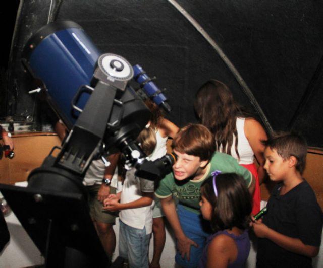 Más de 2000 visitas al Observatorio Astronómico de Puerto Lumbreras durante el verano - 2, Foto 2