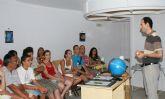 Más de 2000 visitas al Observatorio Astronómico de Puerto Lumbreras durante el verano