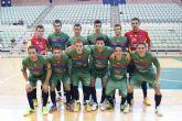 ElPozo Murcia FS gana 1-0 a Levante Dominicos en su primer test de pretemporada