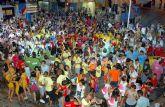 Los festejos en honor a San Agustín iniciaban anoche su andadura