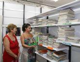 Caravaca pone en marcha un Banco de Libros para familias con pocos recursos