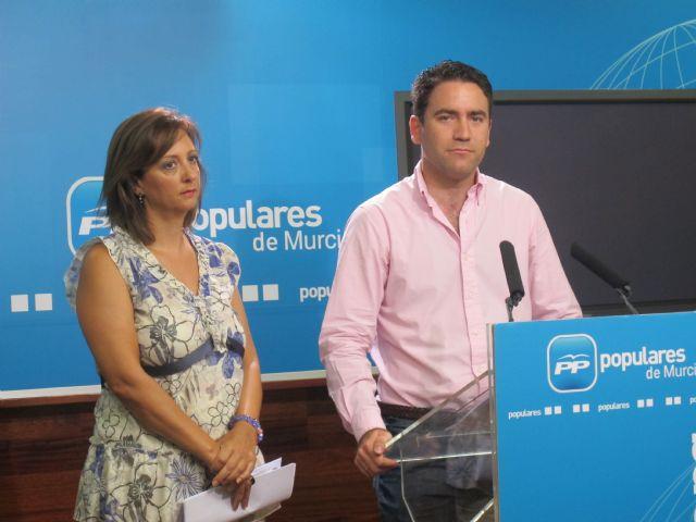 El PP busca construir una Región de futuro gracias a los sectores agrícola, industrial y energético - 1, Foto 1