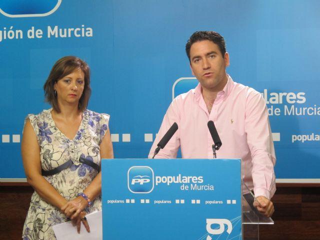El PP busca construir una Región de futuro gracias a los sectores agrícola, industrial y energético - 2, Foto 2