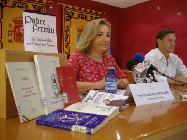 Presentadas las actividades en homenaje al Padre Fermín - 1, Foto 1