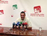IU-Verdes apoya a los trabajadores de la 7RM y apuesta por una tv que no esté 'al servicio del poder'