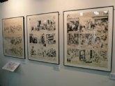 Totana acoge en septiembre la exposición 'Cómic. Historia del arte visual', que promueve el Círculo de Artes Visuales de la Región de Murcia