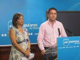 El PP busca construir una 'Región de futuro' gracias a los sectores agrícola, industrial y energético