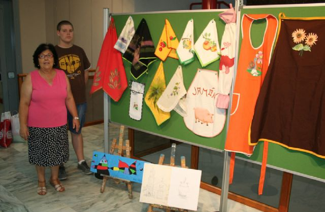El Jardinico y Betania se unen en una gran exposición colectiva - 2, Foto 2