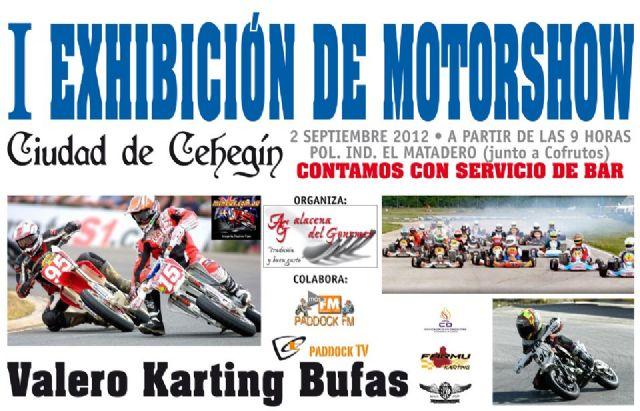 Karts y minimotos se dan cita este domingo en Cehegín - 1, Foto 1