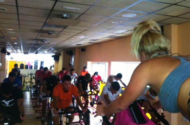 Futsal Cartagena quema calorías al ritmo de la música - 2, Foto 2