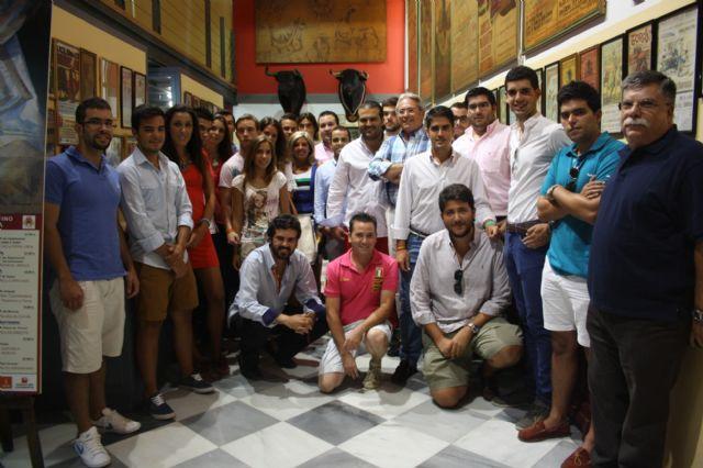 El Club Taurino de Murcia y la Asociación Tentadero Murcia trabajarán juntos por fomentar la afición a los toros entre los jóvenes - 2, Foto 2