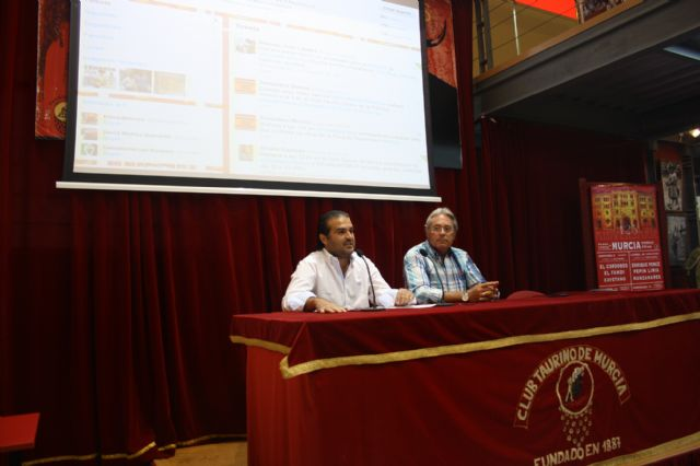 El Club Taurino de Murcia y la Asociación Tentadero Murcia trabajarán juntos por fomentar la afición a los toros entre los jóvenes - 3, Foto 3