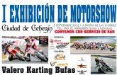 Karts y minimotos se dan cita este domingo en Cehegín