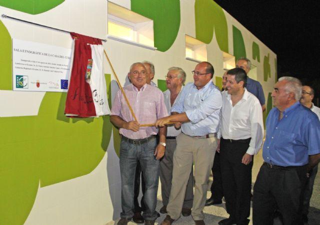 Inaugurado el nuevo Centro Etnográfico sobre tradiciones agrícolas y ganaderas en Puerto Lumbreras - 1, Foto 1