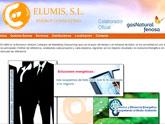 ELUMIS ya dispone de página web creada con Superweb