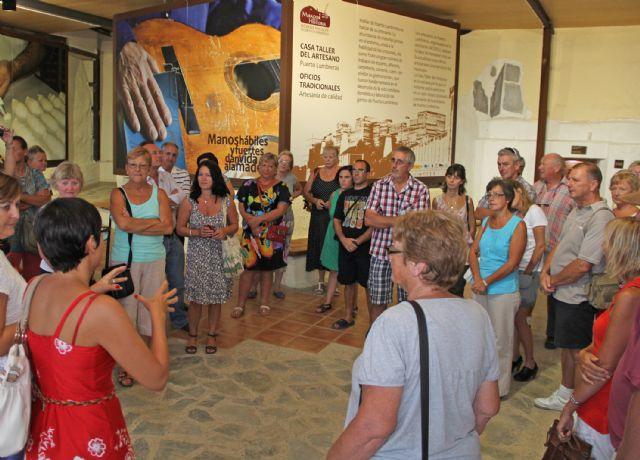 El Ayuntamiento incorpora visitas turísticas en inglés al nuevo entorno turístico Medina Nogalte - 1, Foto 1