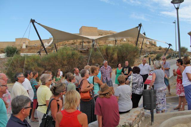 El Ayuntamiento incorpora visitas turísticas en inglés al nuevo entorno turístico Medina Nogalte - 2, Foto 2